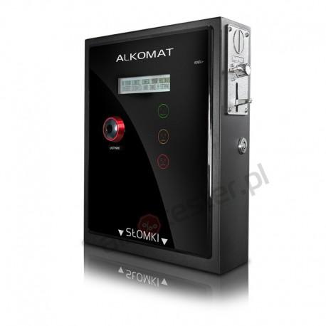 Alkomat AL 4000 metalowa obudowa + Świadectwo Kalibracji